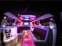 14-16 pass Cadillac Escalade Stretch Limo - x5