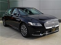 New Black Lincoln Continental (2-4 Passengers) - x2