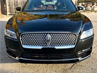 New Black Lincoln Continental (2-4 Passengers) - x