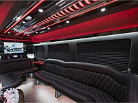 Mercedes Sprinter Interior (10-14 Passengers) AM
