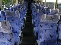 Motor Coach (55-57 Passengers) Amer-AS-Interior
